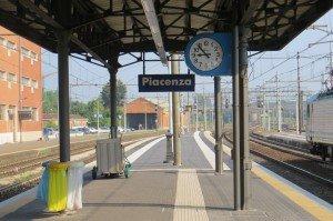 1- на вокзале в Пьяченце
