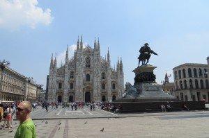 2 - Дуомо, Милан