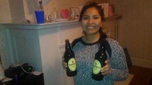 Собираемся выпить пива с Памелой