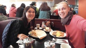 Еда с Наташей
