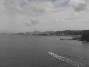 Вид на СФ с моста