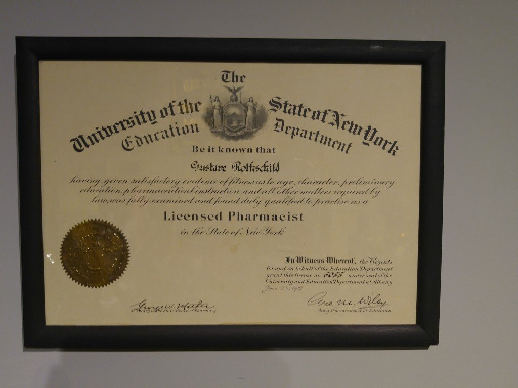 Аптека 4 Ротшильд фарма сертификат-min