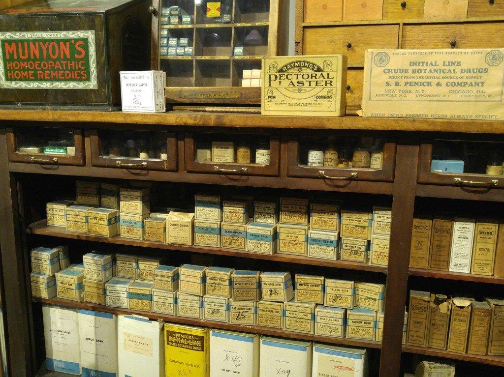 Аптека 9 Гомеопатические травы-min