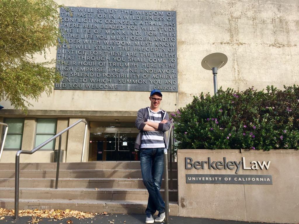 Беркли Школа права Юра Ноябрь 2017