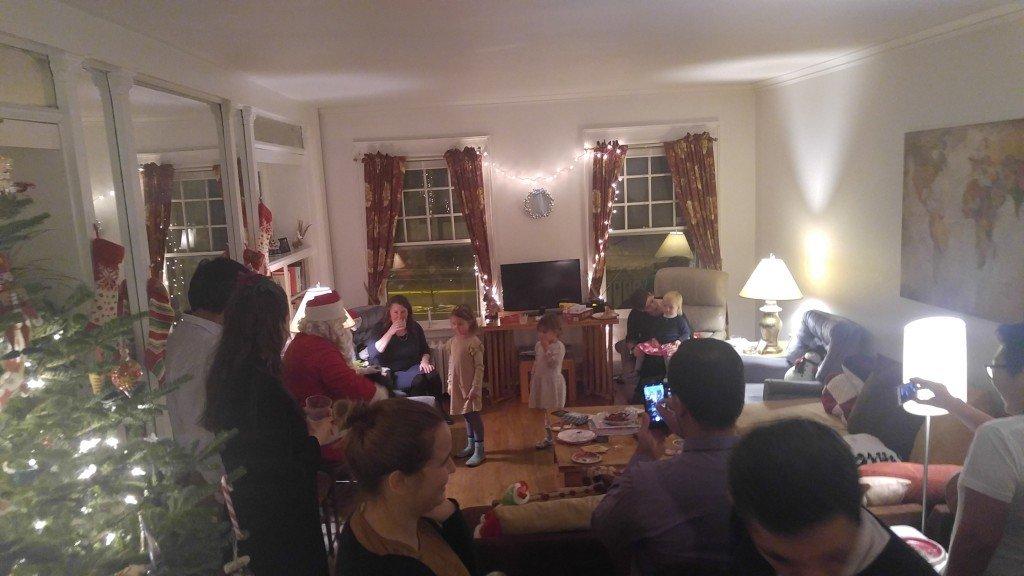 Рождество у Хезер 1