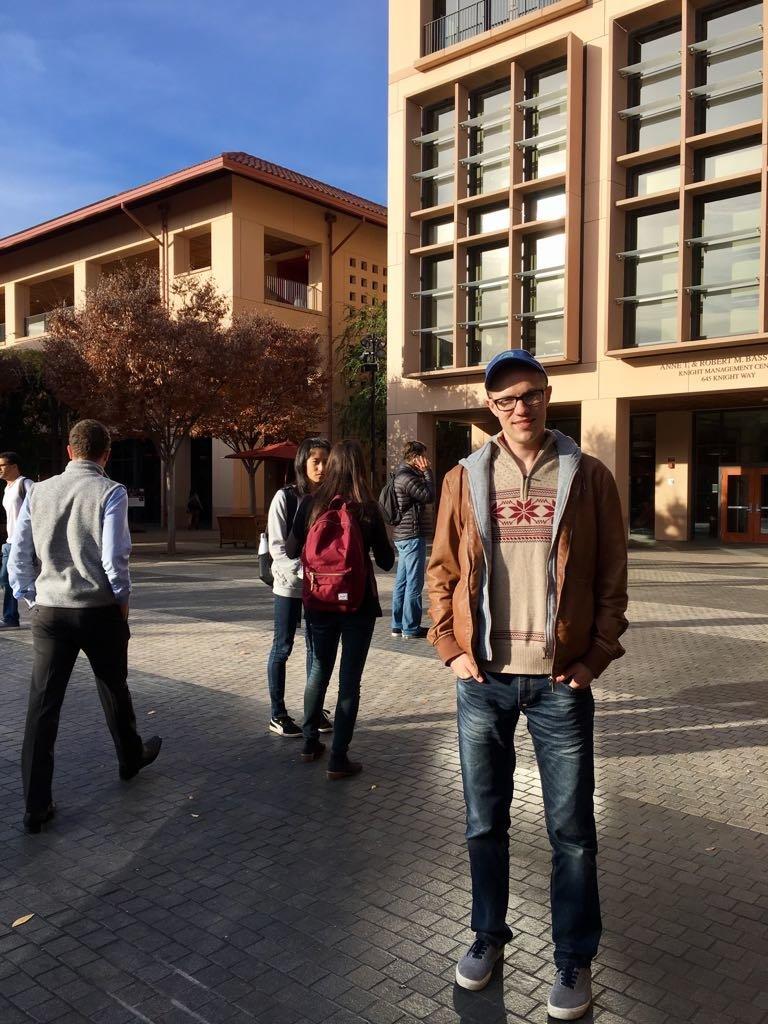 Стэнфорд 8